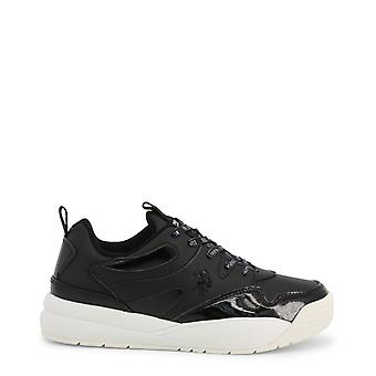 Woman leather sneakers shoes ua06583