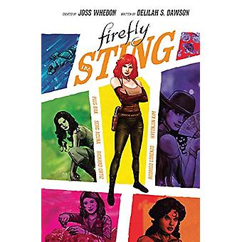 Firefly Original Graphic Novel - The Sting by Joss Whedon - 9781684154