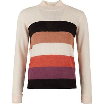 Saint Tropez Block Striped Knit