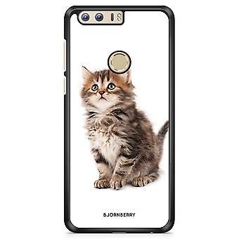 Bjornberry Peel Huawei Honor 8 - Cute Kitten