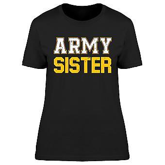 Army Sister Women's T-shirt