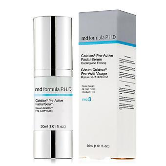 Md coldtox pro-active facial serum-30ml
