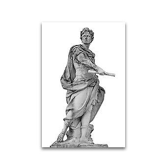 Julius Caesar Statue Poster -Bild von Shutterstock