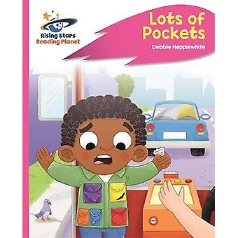 Reading Planet - Lots of Pockets - Pink C - Rocket Phonics by Debbie H