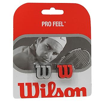 Wilson Pro Feel Tennis Dampner Pack of 2 Shock Vibration Absorb Sports Accessory