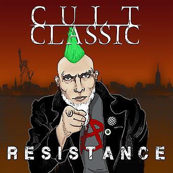 Cult Classic - Resistance [CD] USA import