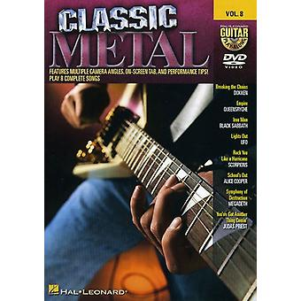 Classic Metal [DVD] USA import