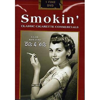Smokin': Classic Cigarette Commercials [DVD] USA import