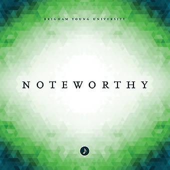 Byu Noteworthy - Noteworthy [CD] USA import