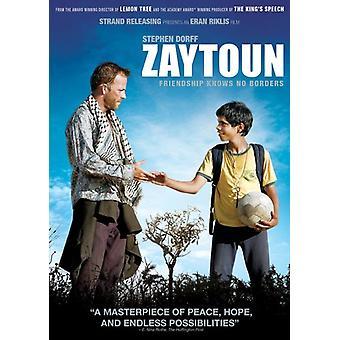 Zaytoun [DVD] USA import