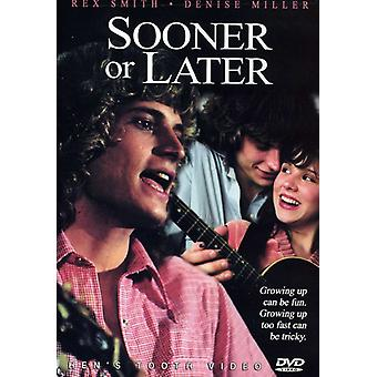 Sooner or Later [DVD] USA import