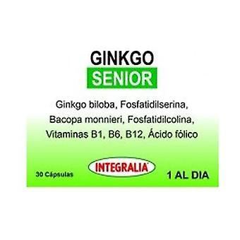 Ginkgo Senior 30 capsules