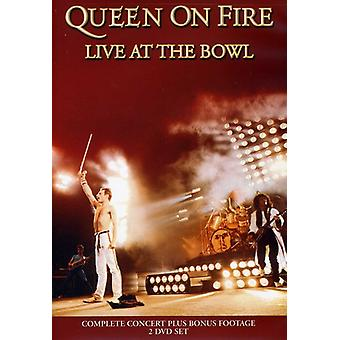 Queen - On Fire Live at the Bowl [DVD] USA import