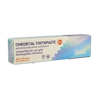 Omeobital toothpaste with anise and lemon 75 ml