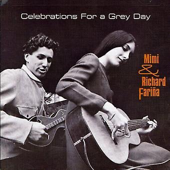 Mimi Farina & Richard - célébrations pour une importation USA jour gris [CD]