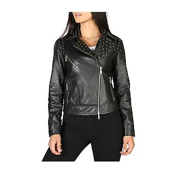 Emporio Armani -BRANDS - Clothing - Jackets - VJB03PVJP03999_579 - Ladies - Schwartz - 42