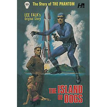The Phantom The Complete Avon Volume 13 The Island of Dogs by Falk & Lee