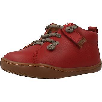 Camper Zapatillas 80153  Color Rojo
