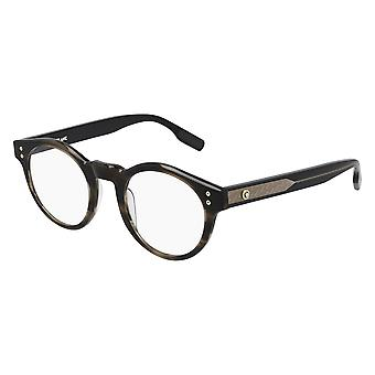 Montblanc MB0123O 002 Brown Glasses