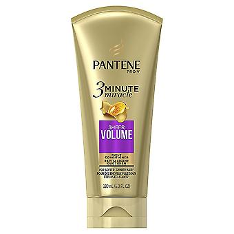 Pantene Pure Volume 3 Minuten Miracle Daily Conditioner, 180 mL
