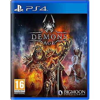 Demonit Ikä PS4 Peli