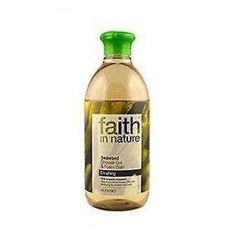 Faith In Nature - Seaweed Foam Shower Gel 400ml