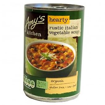 Amys - Hearty Rustic Italian Vegetable Soup