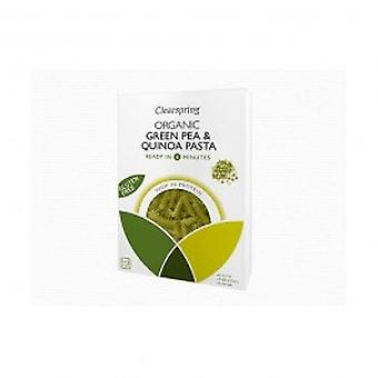 Clearspring - Org GF Green Pea & Quinoa Past 250 g