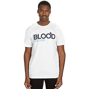 Blood Brother Trademark T-Shirt - White