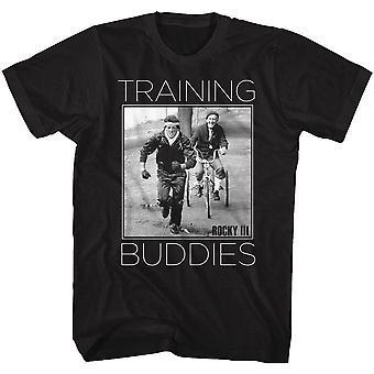 Rocky Training Buddies T-paita