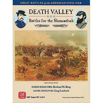 Vallée de la Mort - Batailles pour la Shenandoah