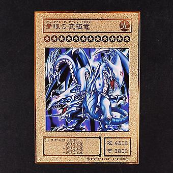 Yu Gi Oh Metal Card- Local Vol Edition Collection Card Kids Toy Gift
