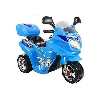 HC8051 Blauw - Elektrische rit op motorfiets