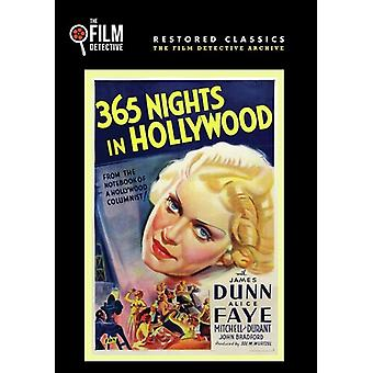 365 Nights In Hollywood [DVD] USA import
