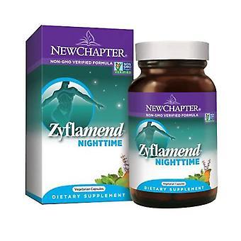 New Chapter Zyflamend Nighttime, 60 Liquid Veg Caps