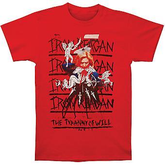 Camiseta de Hierro Reagan The Tyranny Of Will