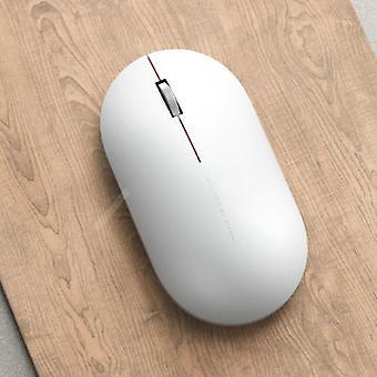 Xiaomi Mi Mouse 2 Wireless Mouse - Noiseless / Optical / Ambidextrous / Ergonomic - White