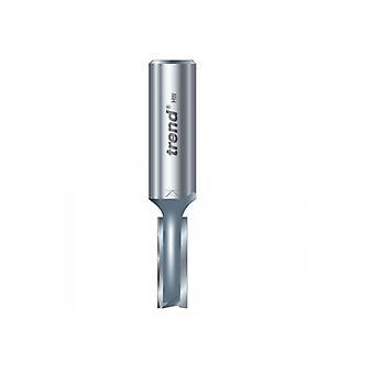 Trend 3/50 x 1/2 TCT Two Flute Cutter 9.5mm x 25mm TRE35012TC