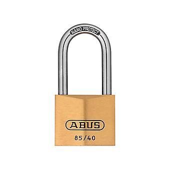 ABUS 85/40mm sárgaréz lakat 40mm hosszú bilincs ABU8540LS