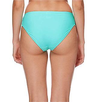 Body Glove Women's Smoothies Nuevo Contempo Solid Full Coverage Bikini Bottom...