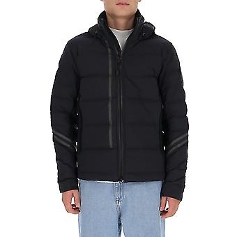 Canada Goose 2731mb61 Men's Black Nylon Down Jacket