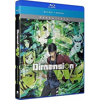 Dimension-W: Season One [Blu-ray] USA import