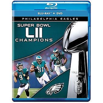 NFL Super Bowl 52 Champions [Blu-ray] USA import