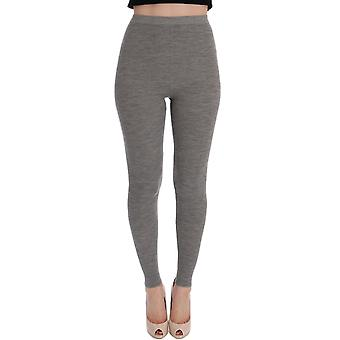 Gray cashmere stretch t65816919