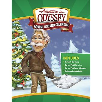 Adventures In Odyssey Advent Activity Calendar by Focus on the Family
