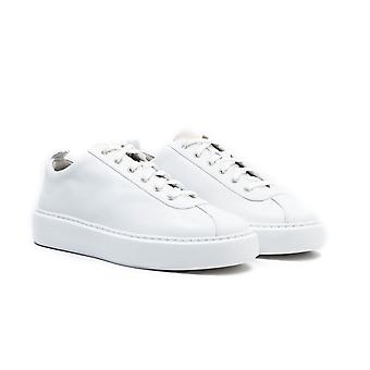 Grenson Sneaker 30 White Leather Trainers
