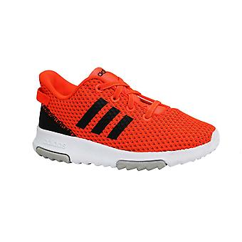 Adidas Originals Racer Trail Runners Kids Red Lace Up Toddlers Trainers F36451