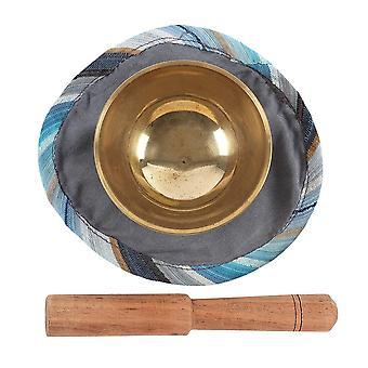 Etwas anderes Brass Singing Bowl