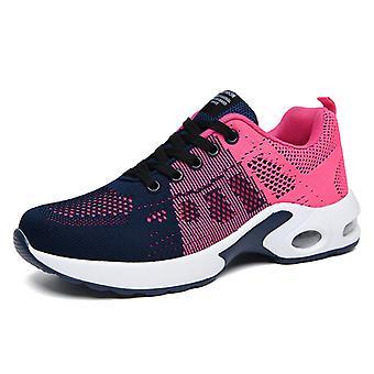 Femmes Fashion Air Running Shoes Rose