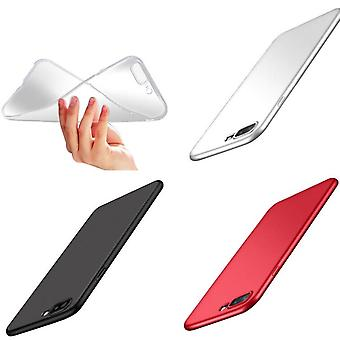 Apple Mobile Phone All-inclusive Soft Matte Phone Case, Anti-drop And Anti-collision Protective Case, 4pcs